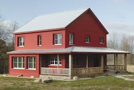 Super Energy Efficient Prefab Rural Farmhouse HQ Plans - Rural homes designs