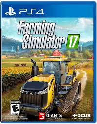 amazon com farming simulator 17 playstation 4 maximum games