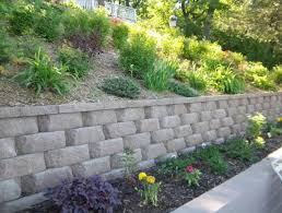 landscaping retaining walls pavers shoreline restoration mn