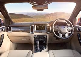 ford bronco 2015 interior ford boss raj nair says new bronco will be u0027completely unique