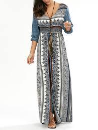 bohemian dresses for women cheap online free shipping rosegal com