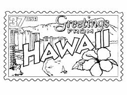hawaii coloring pages alric coloring pages