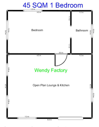 floor plan for a wendy house house plans