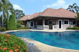 house with separate guest house nongpalai pool villa with separate guest house for sale world