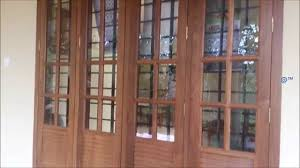 2 and 3 panel wooden window design youtube