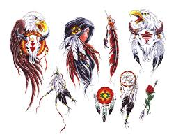 native american indian tattoo designs for men tattoo art design