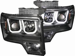2012 f150 tail lights 2009 2014 f150 anzo u bar headlight and g2 led taillight package s3m