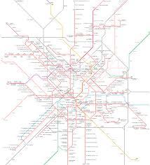 Italy Train Map Urbanrail Net U003e Europe U003e Italy U003e Milano Milan Tram