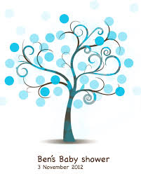baby shower tree baby shower tree seepurple