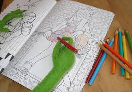 a muppets coloring book for adults u0026 kids disney family