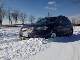 subaru van 2010 how good is a subaru in the snow autoguide com news