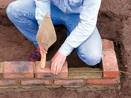 How To Install A Paver How To Build Brick And Paver Stairs How Tos Diy