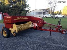 used new 326 square baler small agdealer