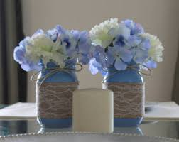 jar baby shower centerpieces rustic baby shower decorations etsy