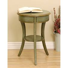 Painted Accent Table Attractive Painted Accent Table Vintage French Painted Lamp Table