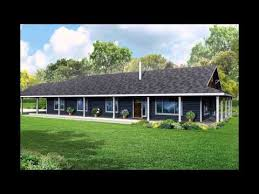 ranch house with wrap around porch barn house plans with wrap around porch 11 house plans with