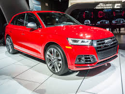 Audi Q5 5 Year Cost To Own - 2018 audi sq5 debuts in detroit kelley blue book
