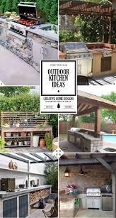 95 best outdoor kitchen images on pinterest outdoor kitchens