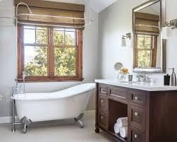 ClawFoot Tub Design Ideas Houzz - Clawfoot tub bathroom designs