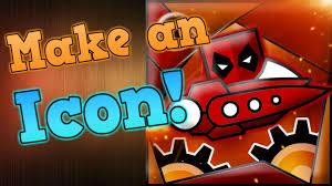 2 0 how to make a geometry dash icon no paint net or photoshop