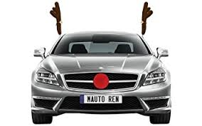 reindeer antlers for car car antlers by mauto reindeer antlers for car with