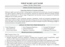 Operations Management Resume Medical Office Manager Resume Samples Sample Office Administrator