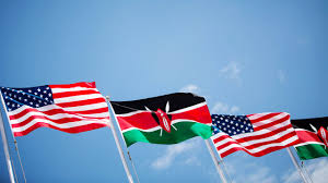 Kenya Africa Flag Trump U0027s Big Data Gurus Worked On The Kenyan Election Amid Concerns Ov