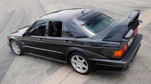 1991 mercedes benz 190e 2 5 16v evolution ii cosworth amg