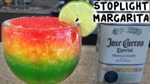 jose cuervo mango margarita stoplight margarita tipsy bartender youtube