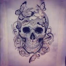 edu tatto skull tattoos tatto and tatting