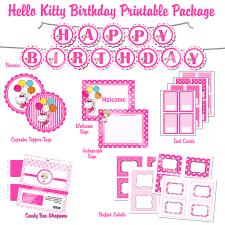 free printable hello kitty 1st birthday invitations u2013 invitetown