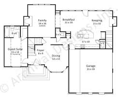 house plans with daylight basement wentworth place traditional floor plan house plan designer