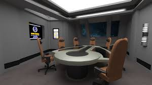 briefing room wip image star trek voyager game project indie db