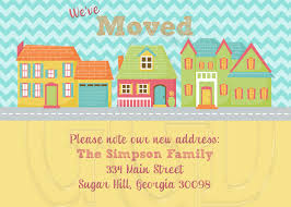 House Warming Invitation Card New Home Card Or Housewarming Party Invitation Digital File