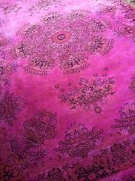 Fuchsia Rug Recycled Sari Silk Flatweave Rug In Fuchsia Pink Pretty In Pink