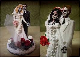 day of the dead wedding inspired by these spooktacular wedding details