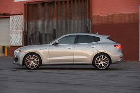 2017 Maserati Levante One Week Review Automobile Magazine