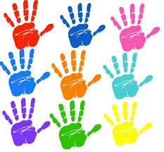 coloured templates hand templates by mrs possum s classroom teachers pay teachers