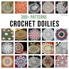 300 free crochet doily patterns u2013 allcrafts free crafts update