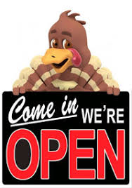 why are retail stores open on thanksgiving day multichannel