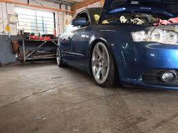 audi a4 modified audi a4 b7 modified slammed 3sdm in brandon suffolk gumtree