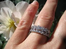 eternity ring finger eternity ring for engagement