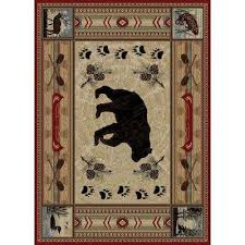 Animal Shaped Area Rugs by Animal Print Area Rugs Rugs The Home Depot