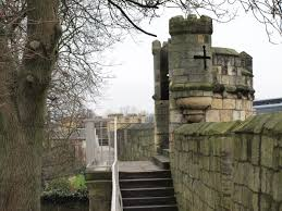 guide to york city walls trail a new publication friends of