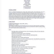 download resume for cosmetology haadyaooverbayresort com