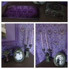 dream room a disney haunted mansion bedroom homes and hues