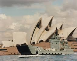 hmas betano royal australian navy