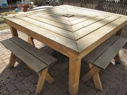 wood patio table plans wooden patio furniture of garden baka 233