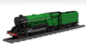 lego mini cooper engine lner a3 flying scotsman by scotnick on deviantart