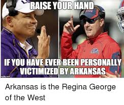 College Football Memes - raise your hand if youhave everbeen personally victimized by